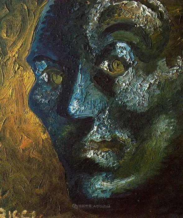 意大利画家保罗·里奇作品欣赏插图23