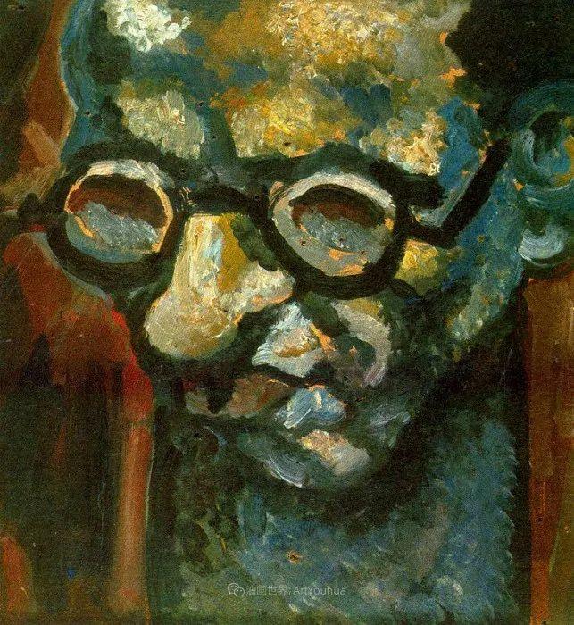意大利画家保罗·里奇作品欣赏插图27