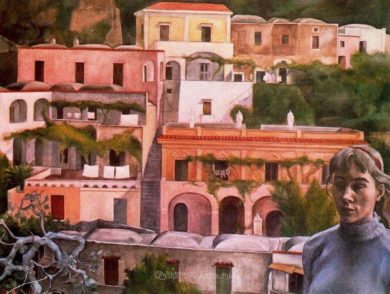 意大利画家保罗·里奇作品欣赏插图33