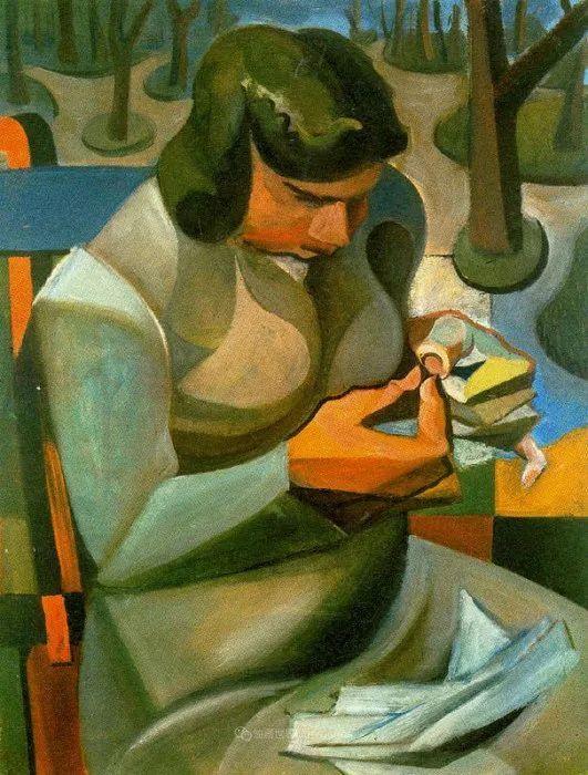 意大利画家保罗·里奇作品欣赏插图37
