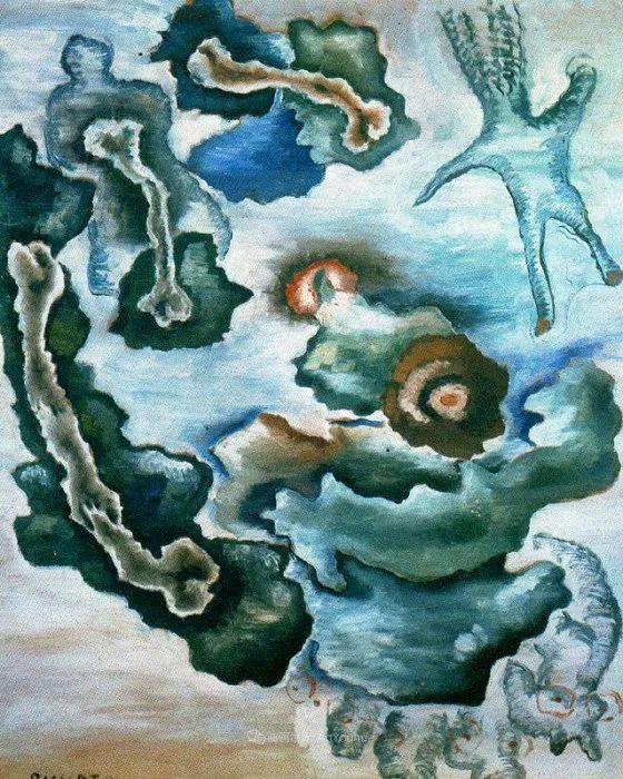 意大利画家保罗·里奇作品欣赏插图39