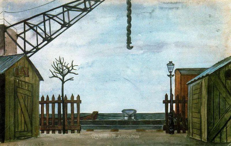 意大利画家保罗·里奇作品欣赏插图41