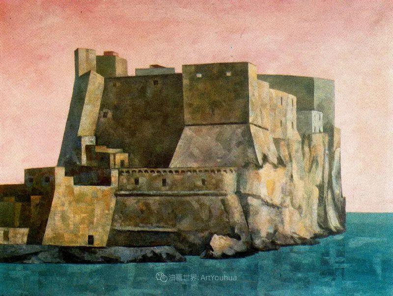 意大利画家保罗·里奇作品欣赏插图43