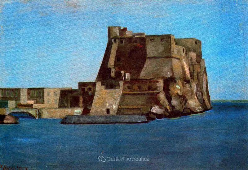 意大利画家保罗·里奇作品欣赏插图45