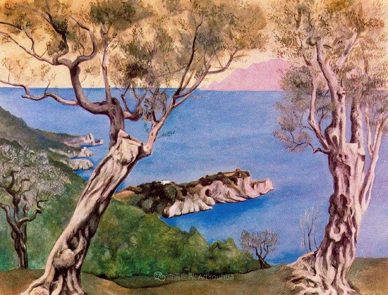 意大利画家保罗·里奇作品欣赏插图47