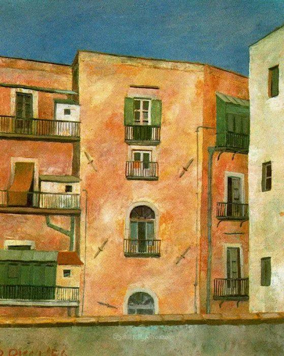 意大利画家保罗·里奇作品欣赏插图49
