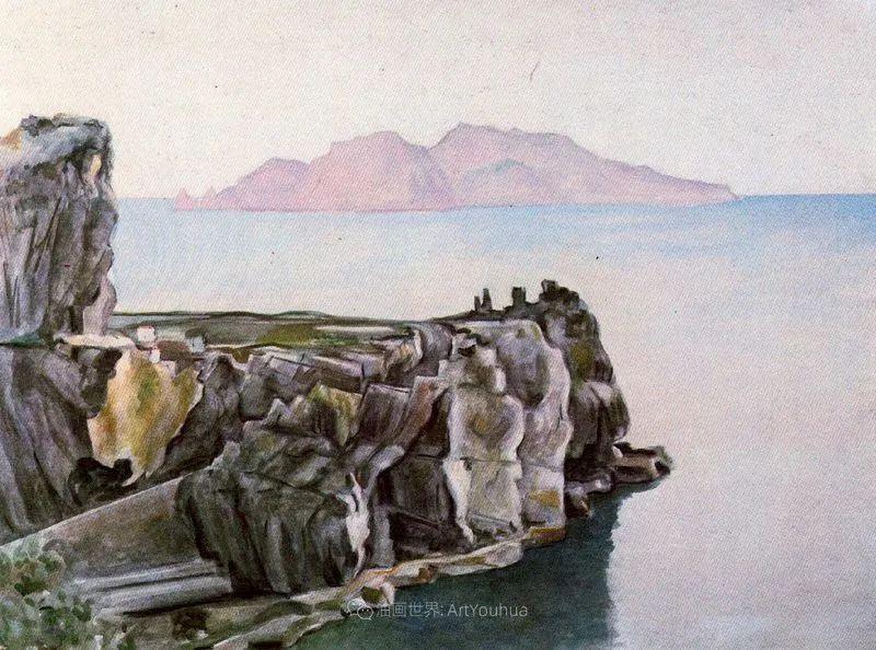 意大利画家保罗·里奇作品欣赏插图51
