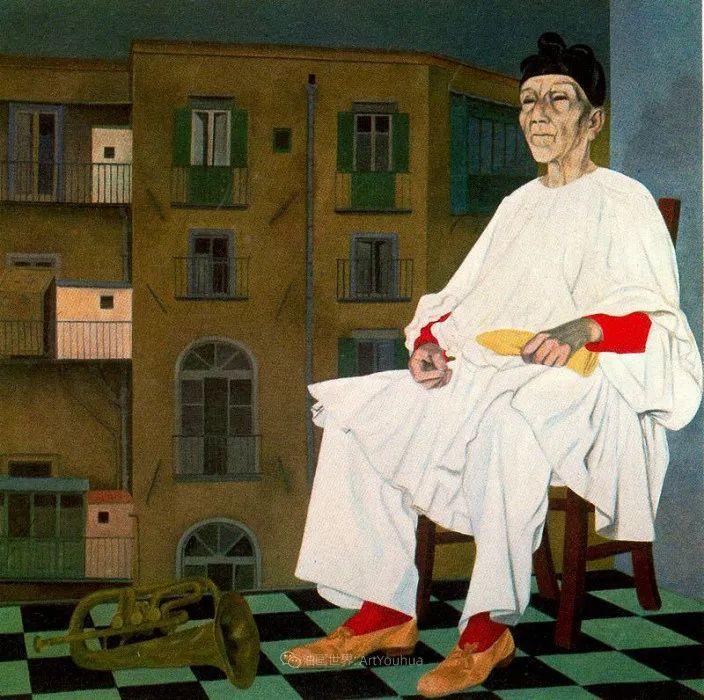 意大利画家保罗·里奇作品欣赏插图57