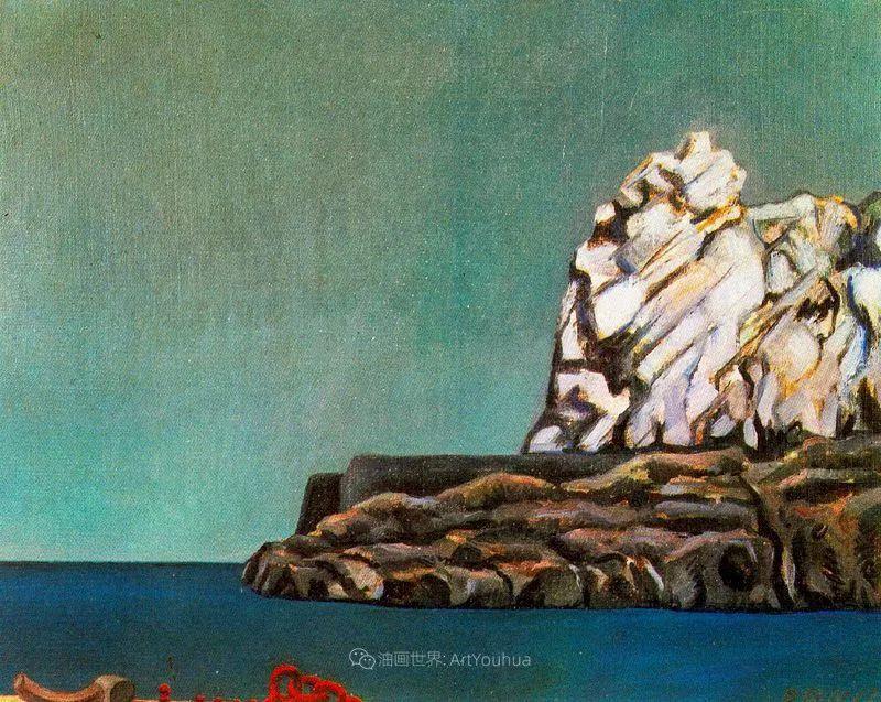 意大利画家保罗·里奇作品欣赏插图63