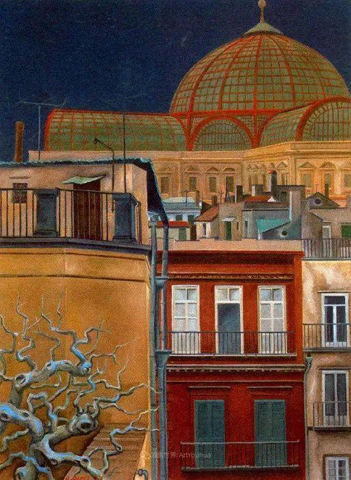 意大利画家保罗·里奇作品欣赏插图75