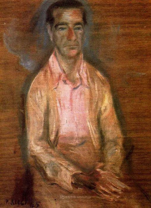 意大利画家保罗·里奇作品欣赏插图79