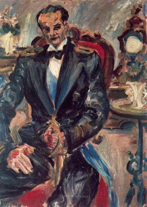 意大利画家保罗·里奇作品欣赏插图83