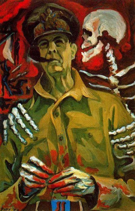 意大利画家保罗·里奇作品欣赏插图87