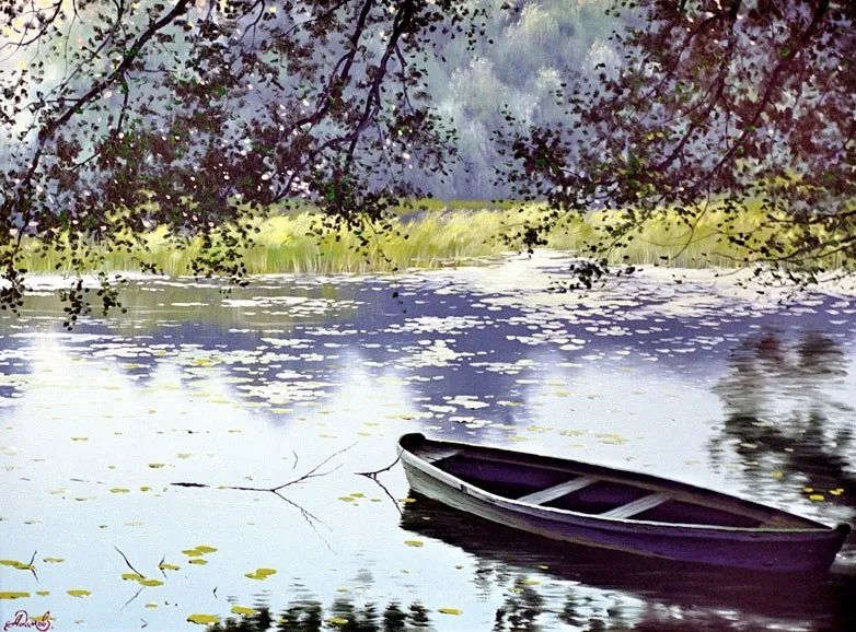 安静的风景,唤醒了人们美好的感觉和回忆!插图