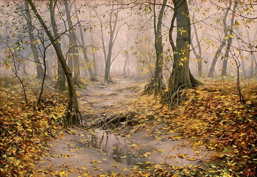 安静的风景,唤醒了人们美好的感觉和回忆!插图5