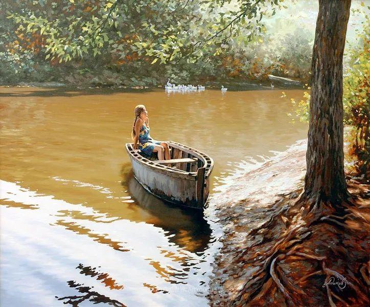 安静的风景,唤醒了人们美好的感觉和回忆!插图25