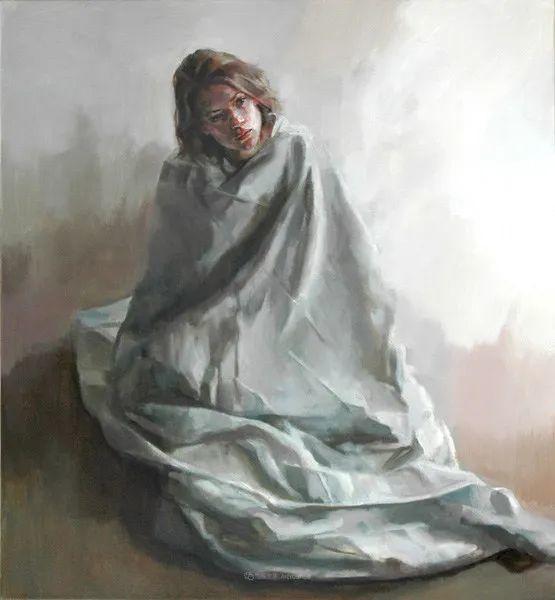 安静、沉思中的人物,充满活力和张力!插图31