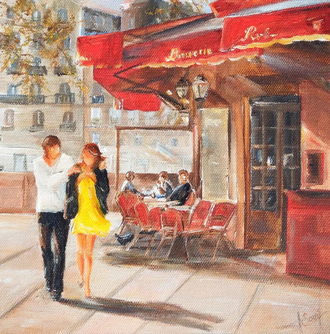 穿黄裙的女人,无忧无虑,轻盈美丽!插图18