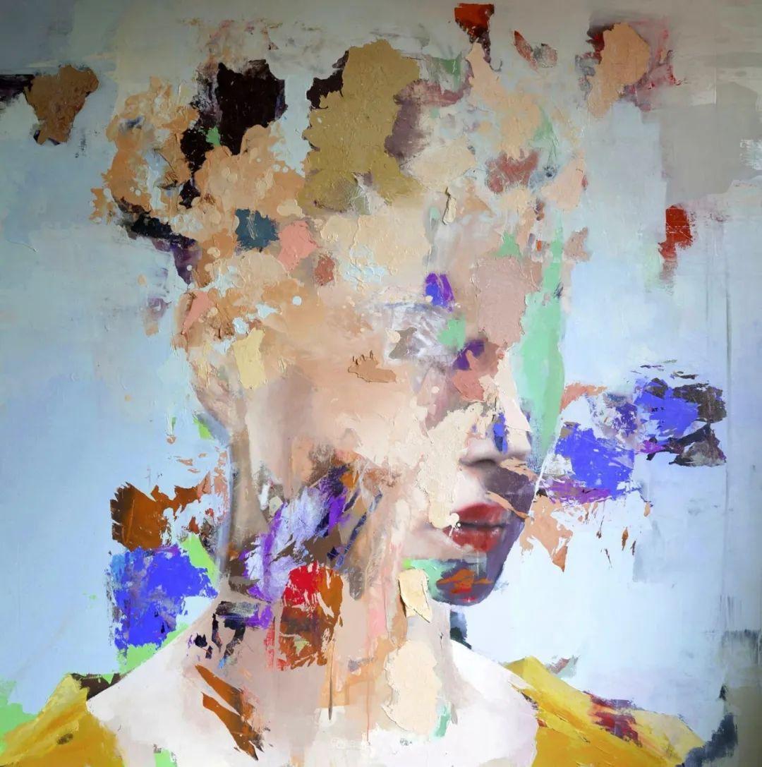 """诠释""""易碎""""人体,哥伦比亚画家耶苏斯·莱吉扎莫插图1"""