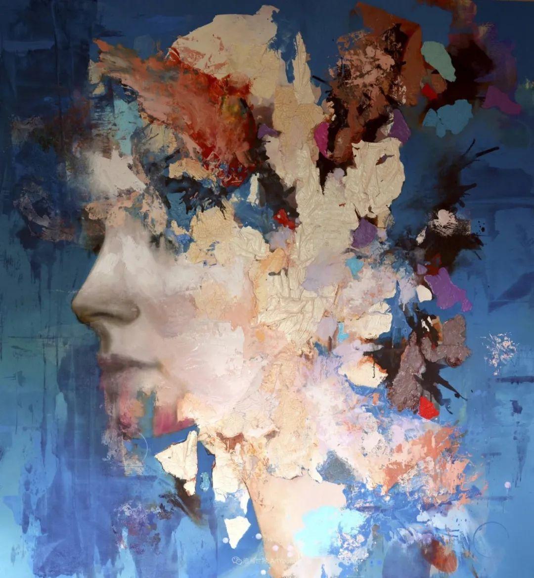 """诠释""""易碎""""人体,哥伦比亚画家耶苏斯·莱吉扎莫插图3"""