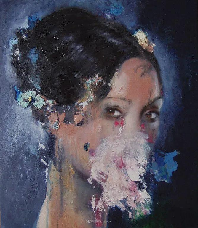 """诠释""""易碎""""人体,哥伦比亚画家耶苏斯·莱吉扎莫插图7"""