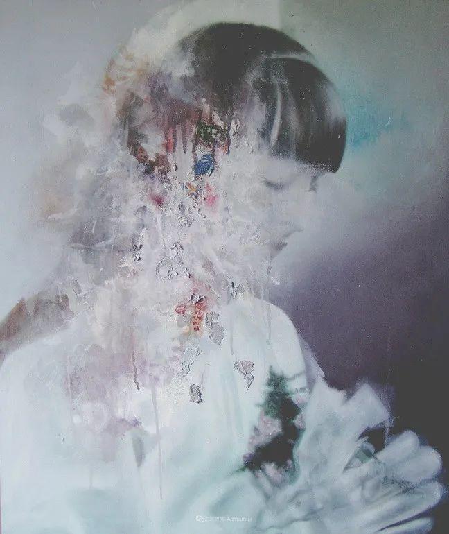 """诠释""""易碎""""人体,哥伦比亚画家耶苏斯·莱吉扎莫插图13"""