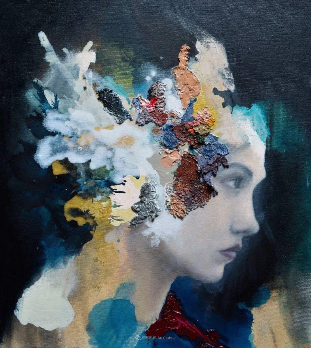 """诠释""""易碎""""人体,哥伦比亚画家耶苏斯·莱吉扎莫插图15"""