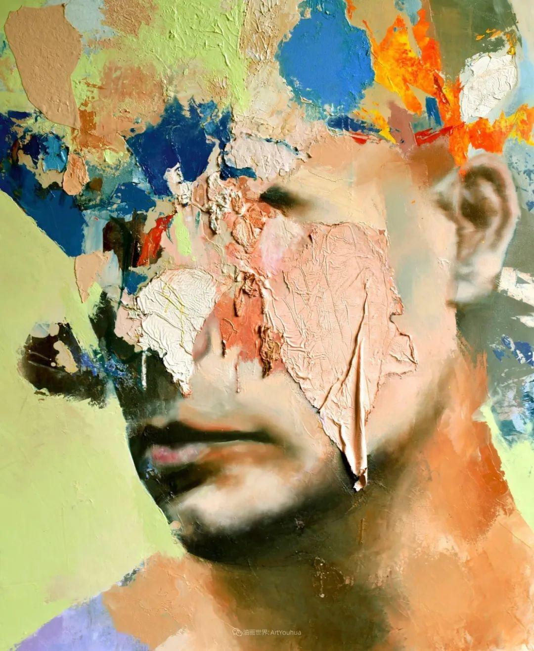 """诠释""""易碎""""人体,哥伦比亚画家耶苏斯·莱吉扎莫插图17"""