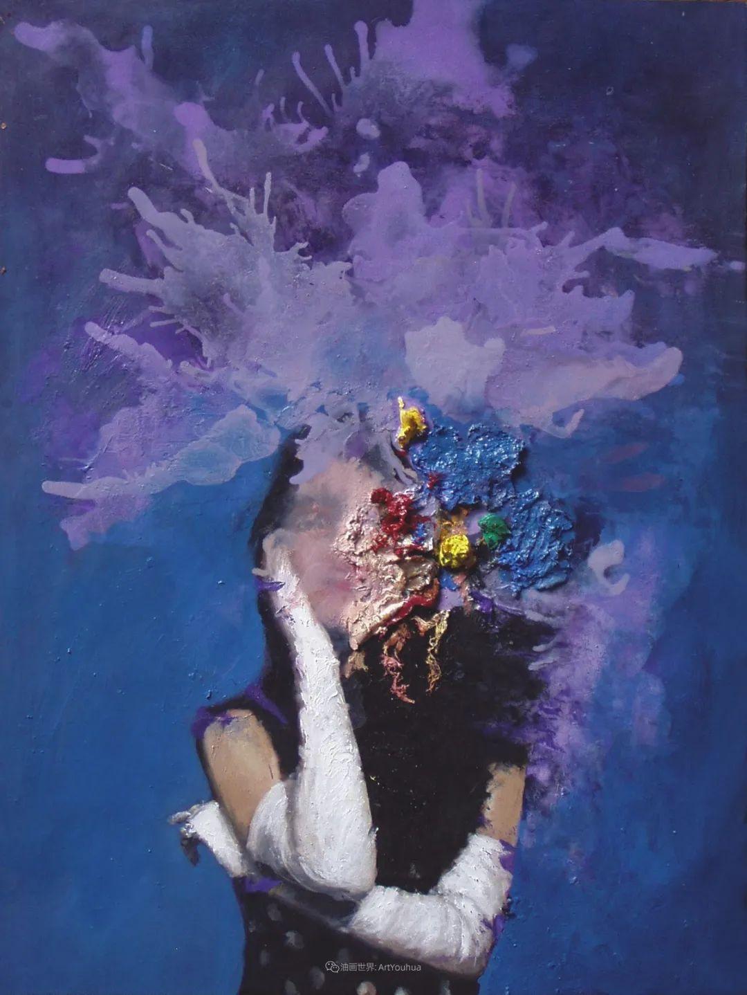 """诠释""""易碎""""人体,哥伦比亚画家耶苏斯·莱吉扎莫插图19"""