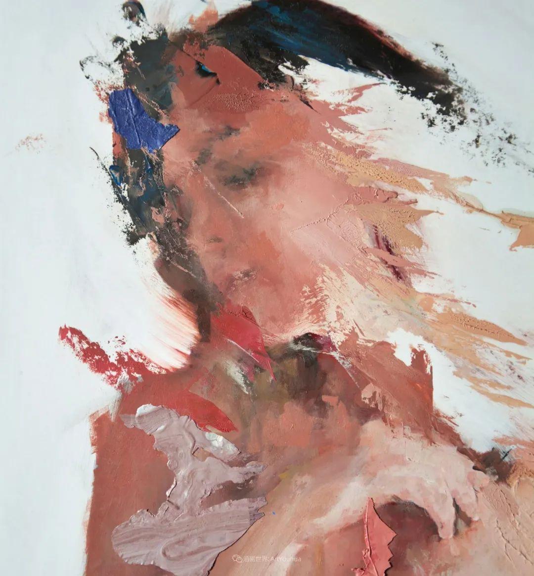 """诠释""""易碎""""人体,哥伦比亚画家耶苏斯·莱吉扎莫插图21"""