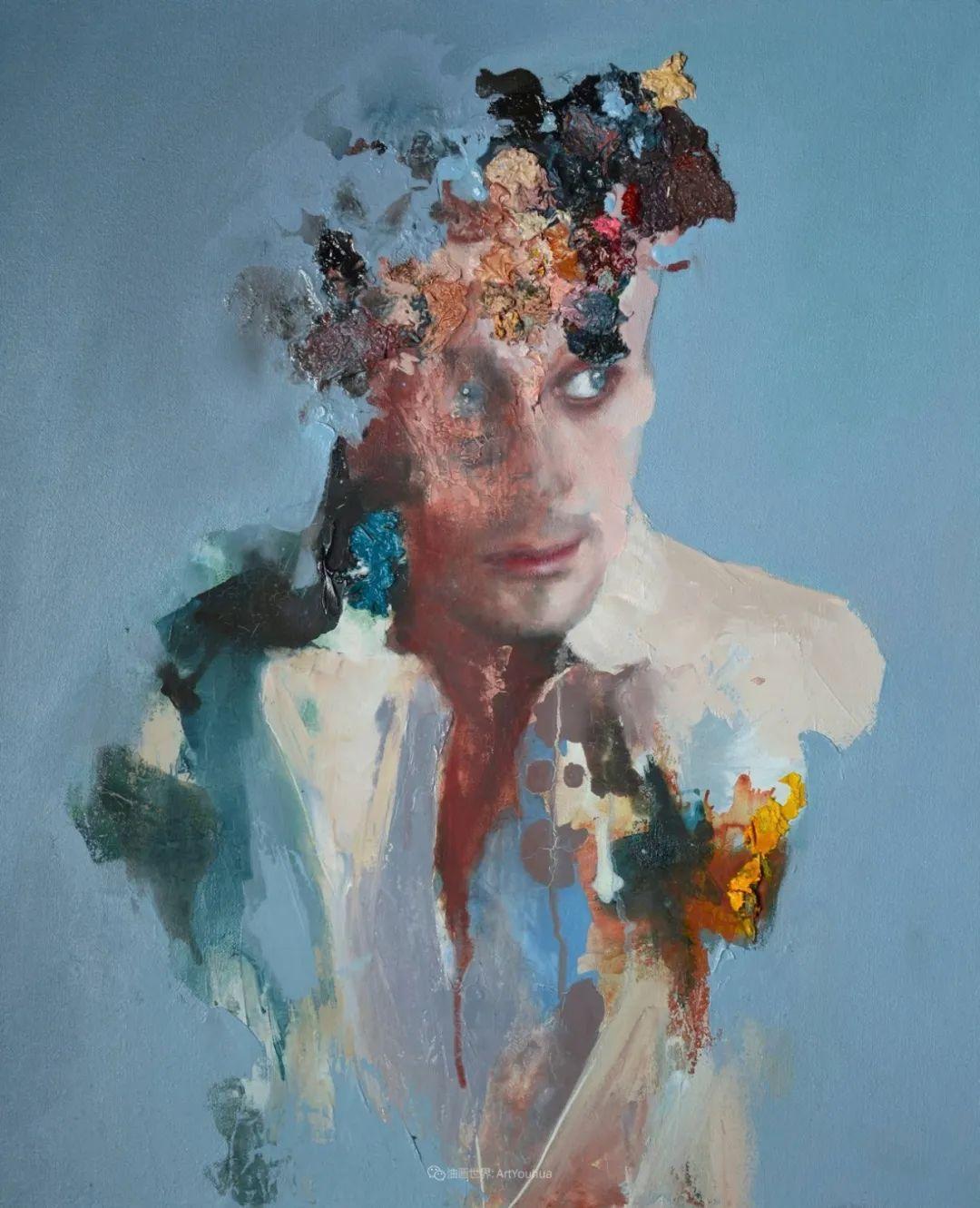 """诠释""""易碎""""人体,哥伦比亚画家耶苏斯·莱吉扎莫插图23"""