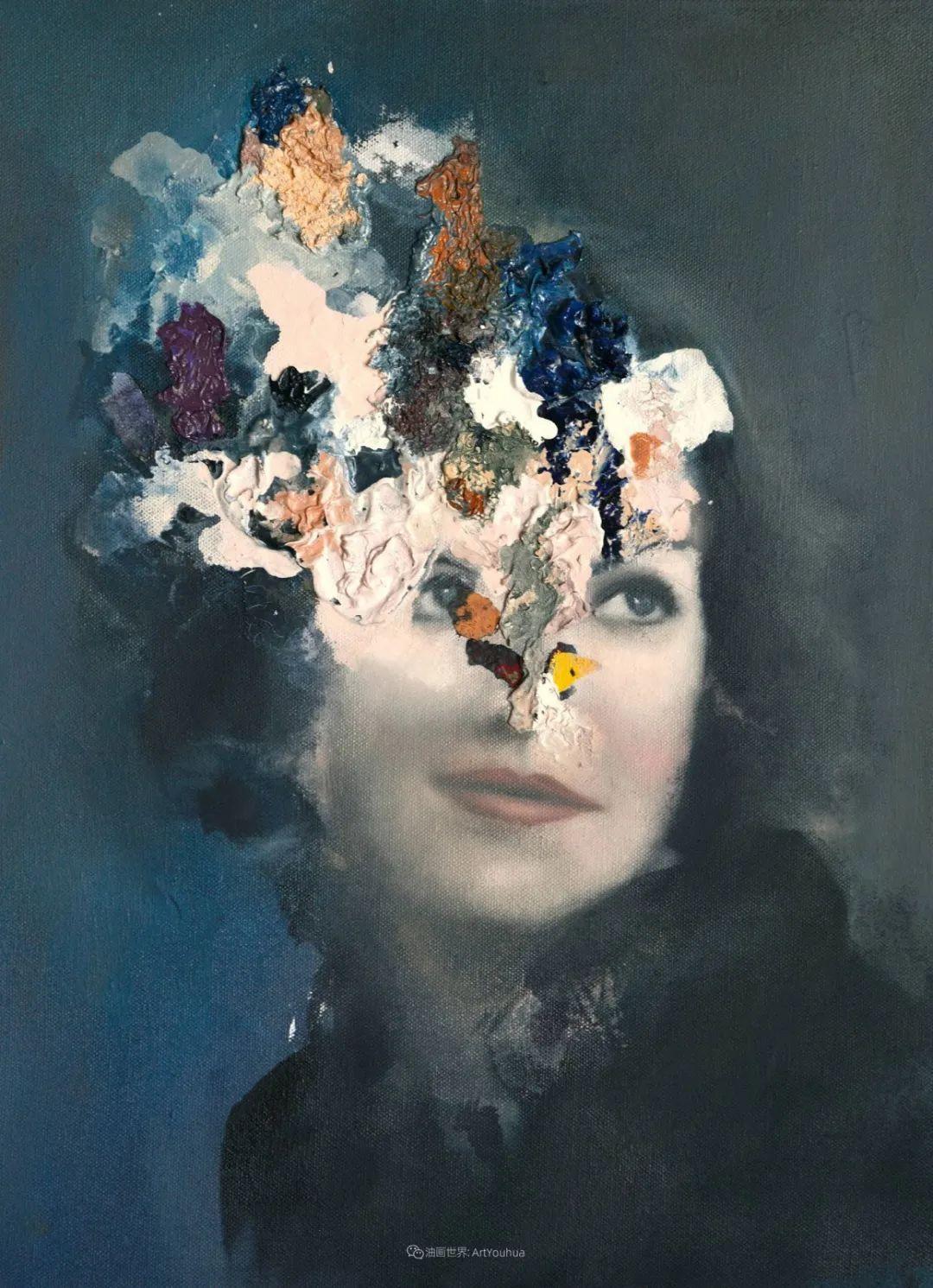 """诠释""""易碎""""人体,哥伦比亚画家耶苏斯·莱吉扎莫插图25"""