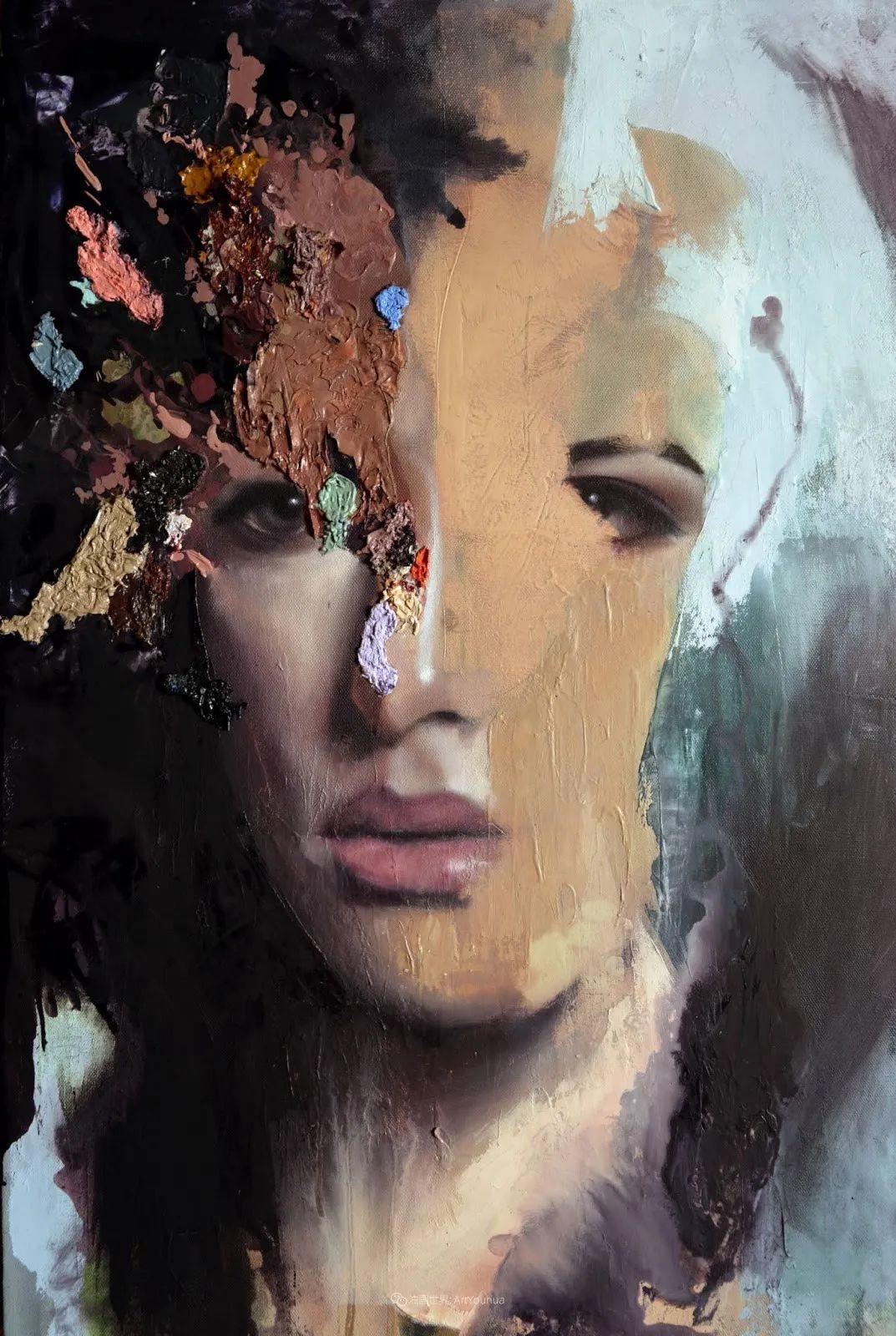 """诠释""""易碎""""人体,哥伦比亚画家耶苏斯·莱吉扎莫插图27"""