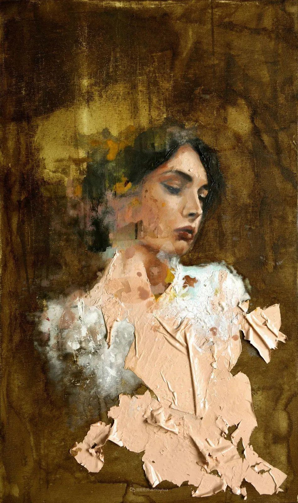 """诠释""""易碎""""人体,哥伦比亚画家耶苏斯·莱吉扎莫插图31"""