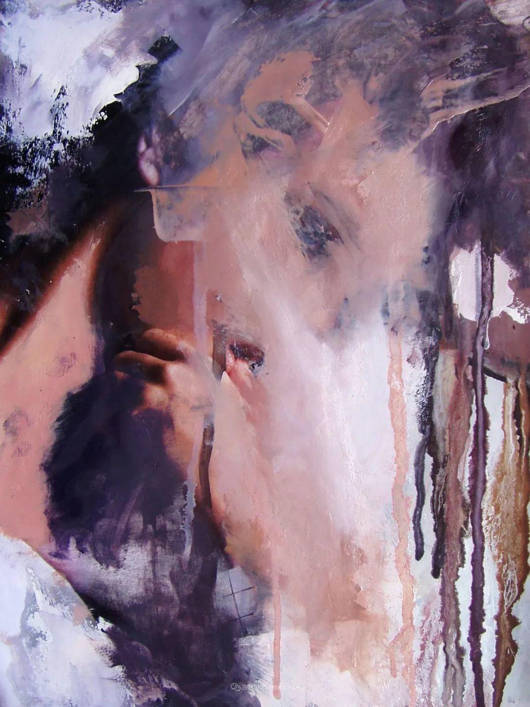 """诠释""""易碎""""人体,哥伦比亚画家耶苏斯·莱吉扎莫插图33"""