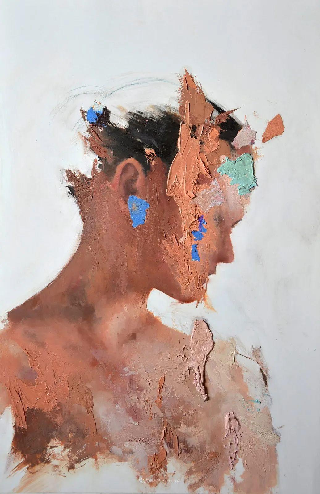 """诠释""""易碎""""人体,哥伦比亚画家耶苏斯·莱吉扎莫插图35"""