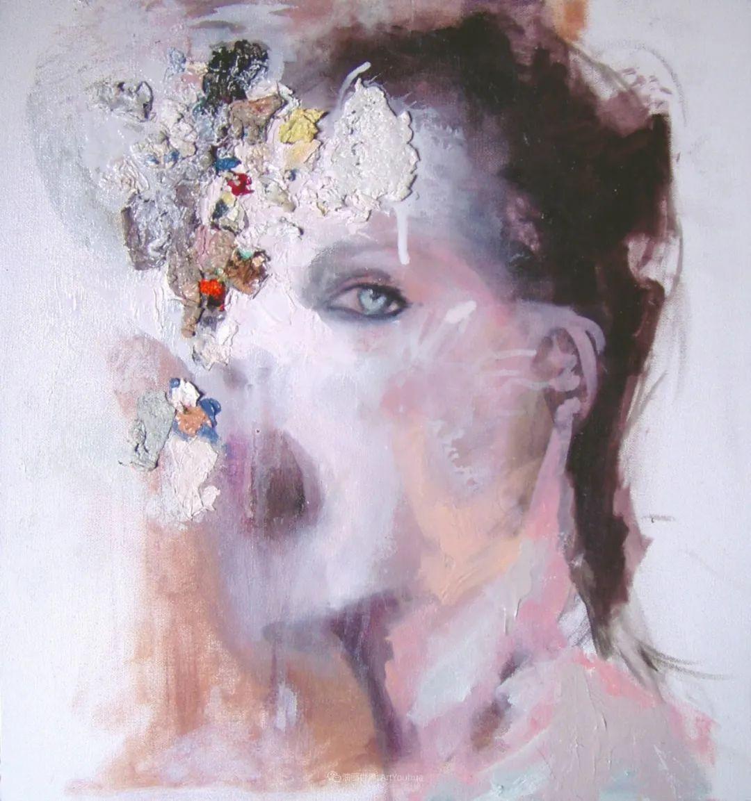 """诠释""""易碎""""人体,哥伦比亚画家耶苏斯·莱吉扎莫插图43"""