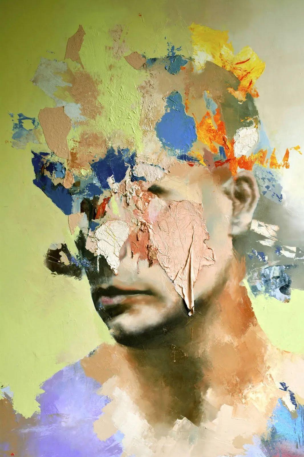 """诠释""""易碎""""人体,哥伦比亚画家耶苏斯·莱吉扎莫插图49"""