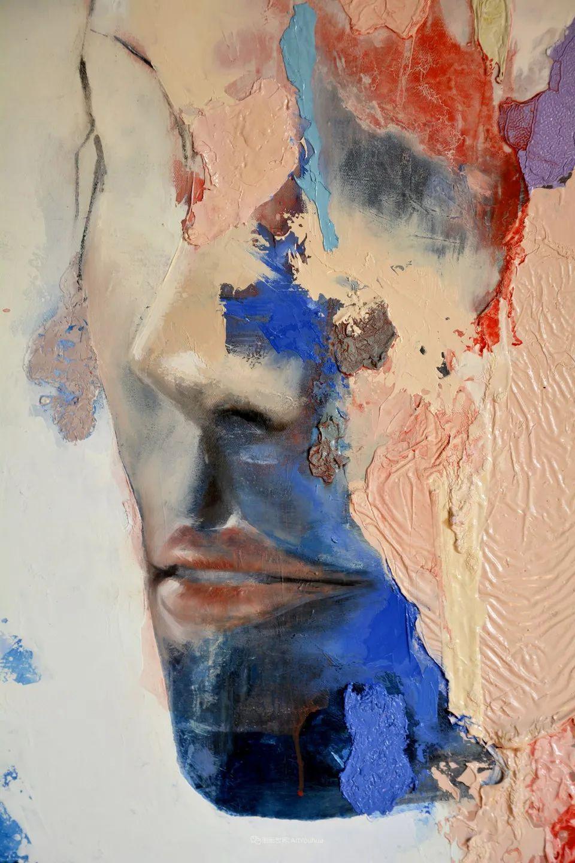 """诠释""""易碎""""人体,哥伦比亚画家耶苏斯·莱吉扎莫插图51"""