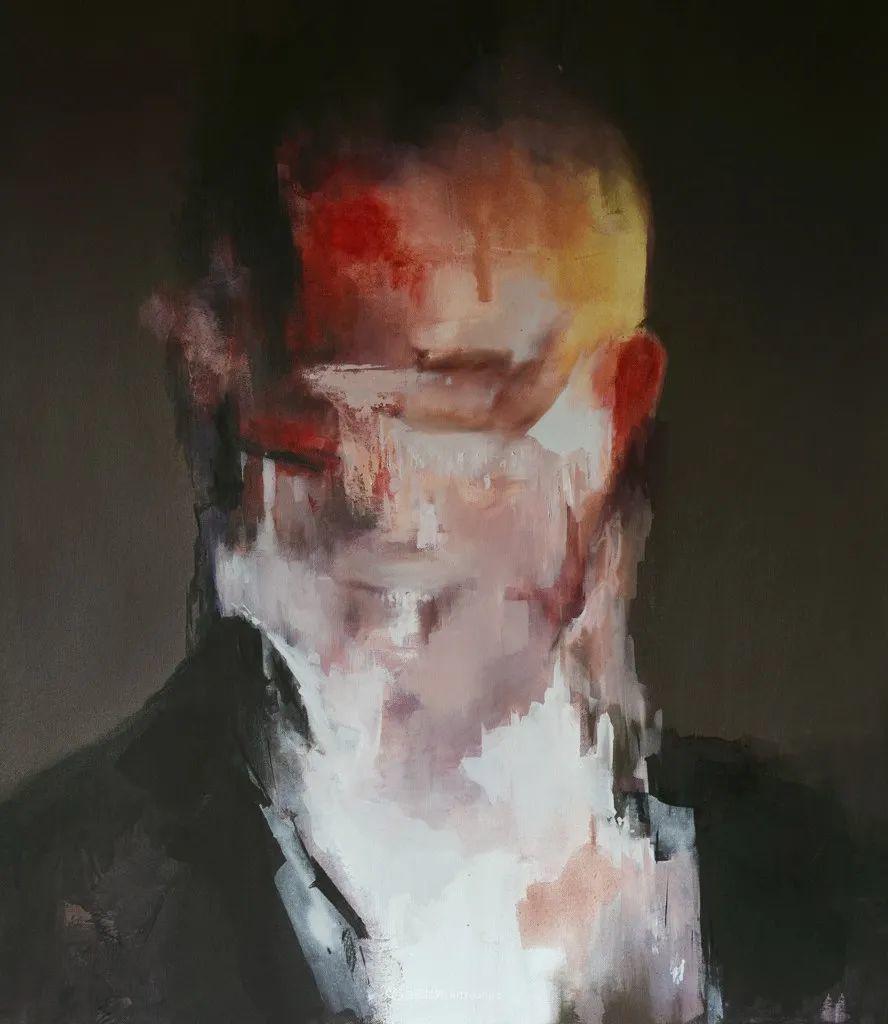 """诠释""""易碎""""人体,哥伦比亚画家耶苏斯·莱吉扎莫插图59"""