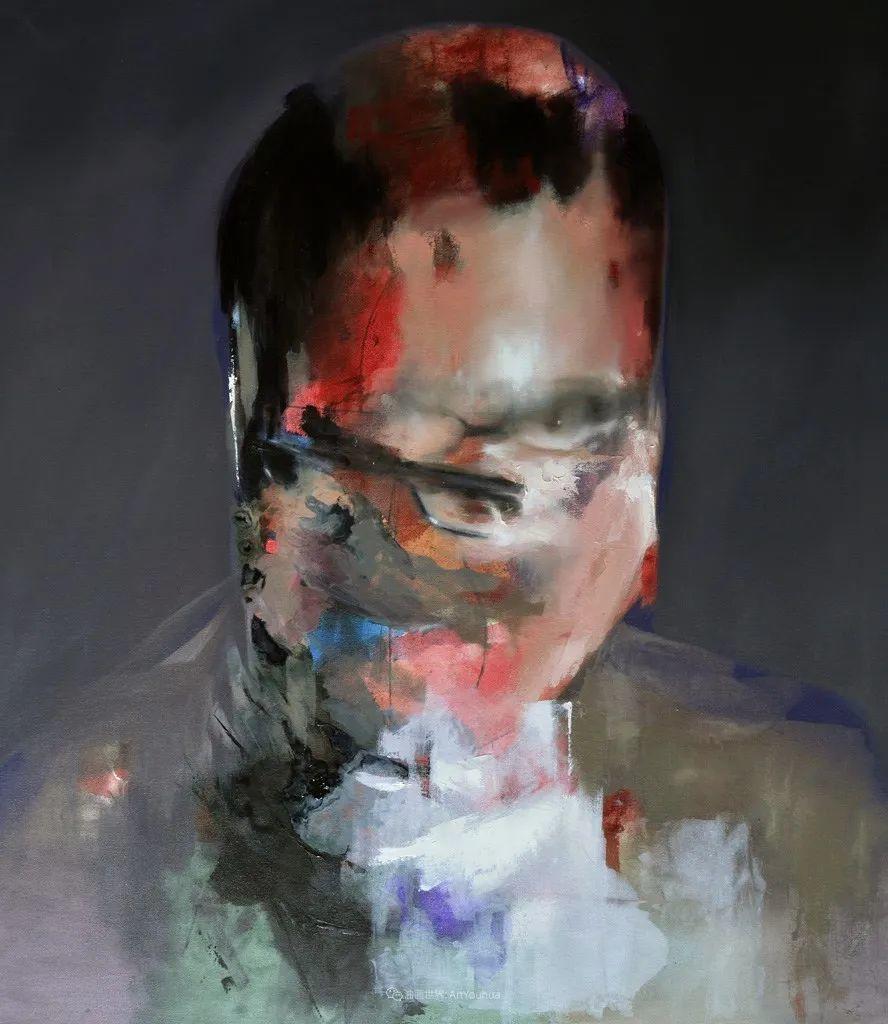 """诠释""""易碎""""人体,哥伦比亚画家耶苏斯·莱吉扎莫插图61"""