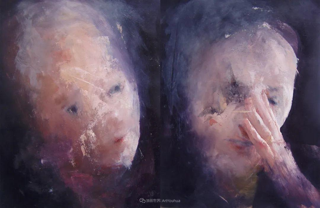 """诠释""""易碎""""人体,哥伦比亚画家耶苏斯·莱吉扎莫插图63"""