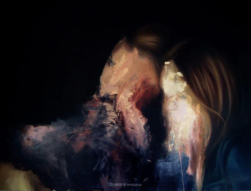 """诠释""""易碎""""人体,哥伦比亚画家耶苏斯·莱吉扎莫插图67"""