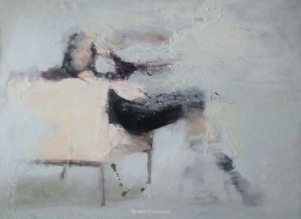"""诠释""""易碎""""人体,哥伦比亚画家耶苏斯·莱吉扎莫插图69"""