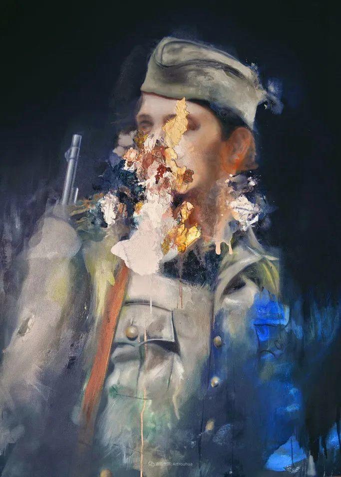 """诠释""""易碎""""人体,哥伦比亚画家耶苏斯·莱吉扎莫插图75"""