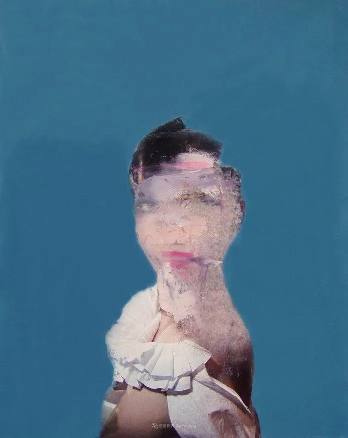 """诠释""""易碎""""人体,哥伦比亚画家耶苏斯·莱吉扎莫插图79"""