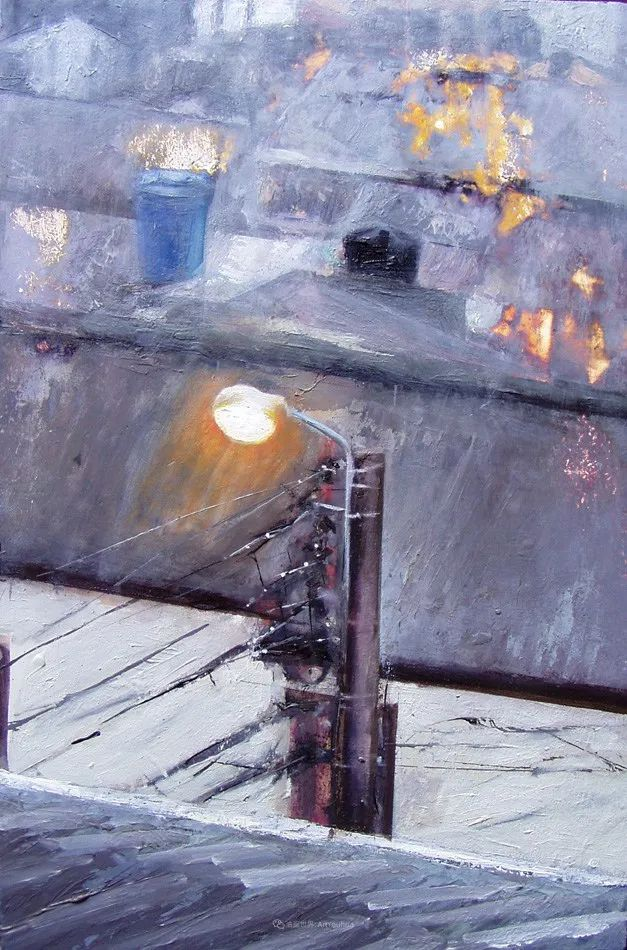 """诠释""""易碎""""人体,哥伦比亚画家耶苏斯·莱吉扎莫插图81"""