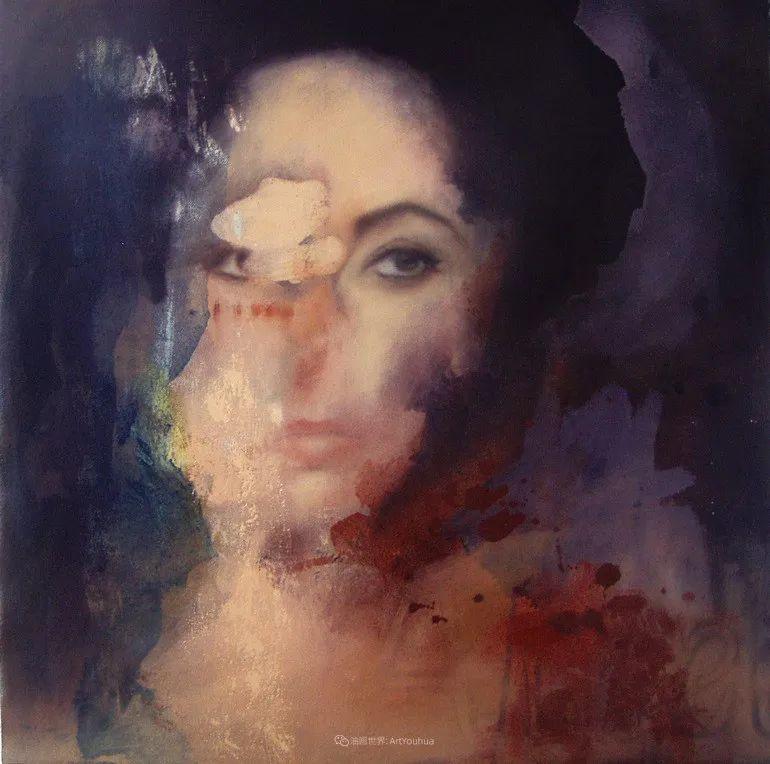 """诠释""""易碎""""人体,哥伦比亚画家耶苏斯·莱吉扎莫插图85"""