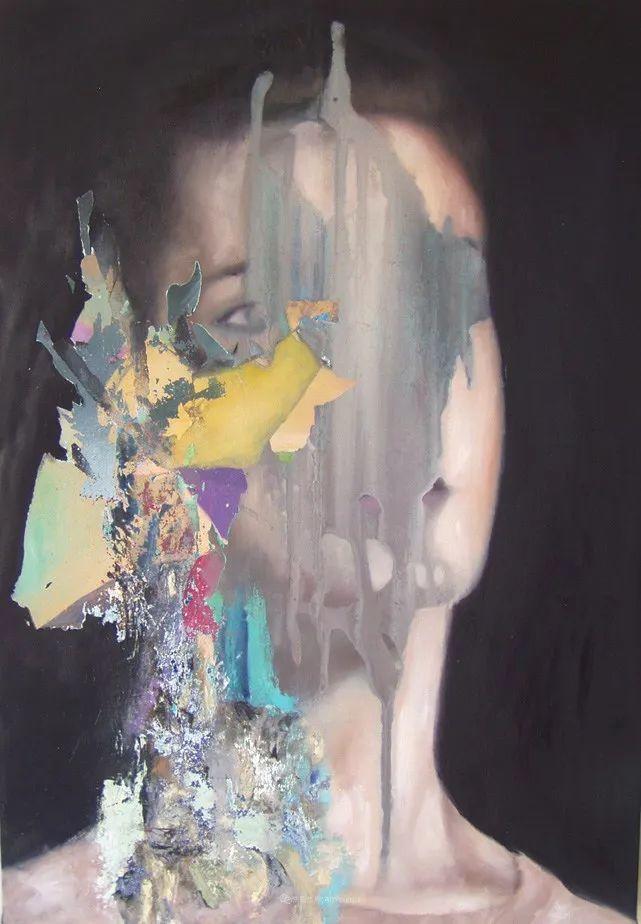 """诠释""""易碎""""人体,哥伦比亚画家耶苏斯·莱吉扎莫插图89"""