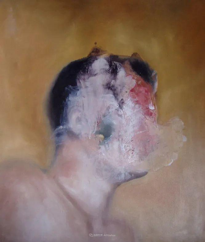 """诠释""""易碎""""人体,哥伦比亚画家耶苏斯·莱吉扎莫插图95"""